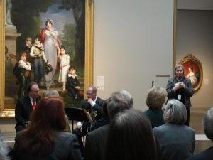 Konzert the Museum of Fine Arts, Houston
