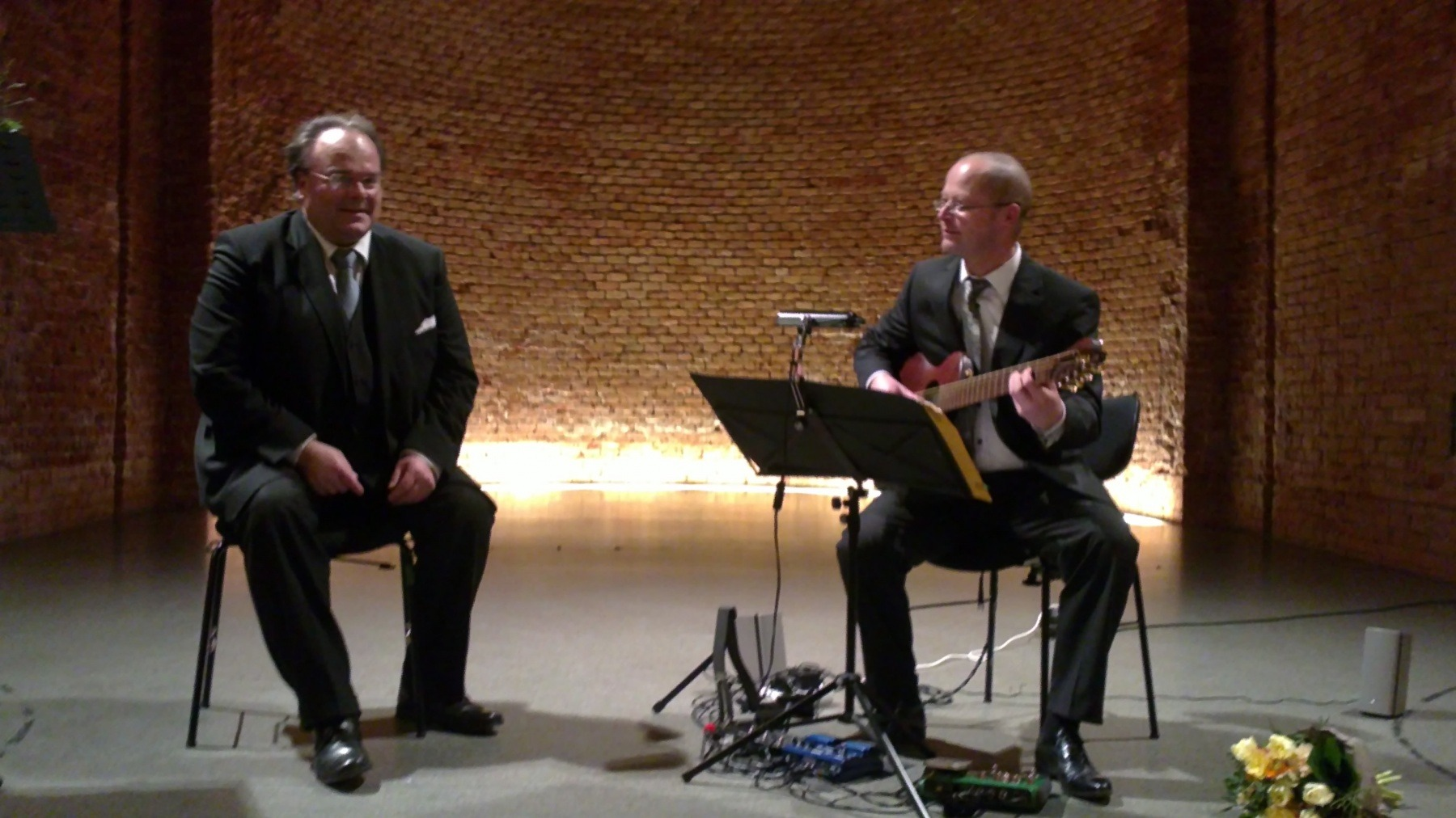 Liederabend mit KS Martin Petzold in der Allerheiligen-Hofkirche der Residenz München