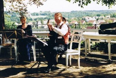 Benefizkonzert für die Opfer der Flut 2002 in Grimma mit Susanne Brösdorf