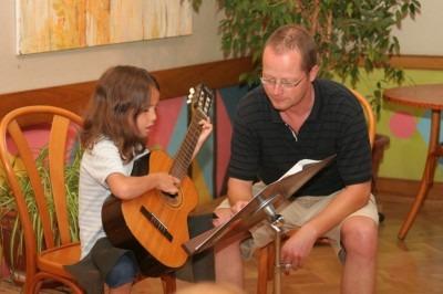 Gitarrenklassenvorspiel