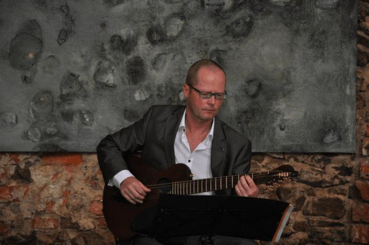 Martin Hoepfner Gitarre Solo