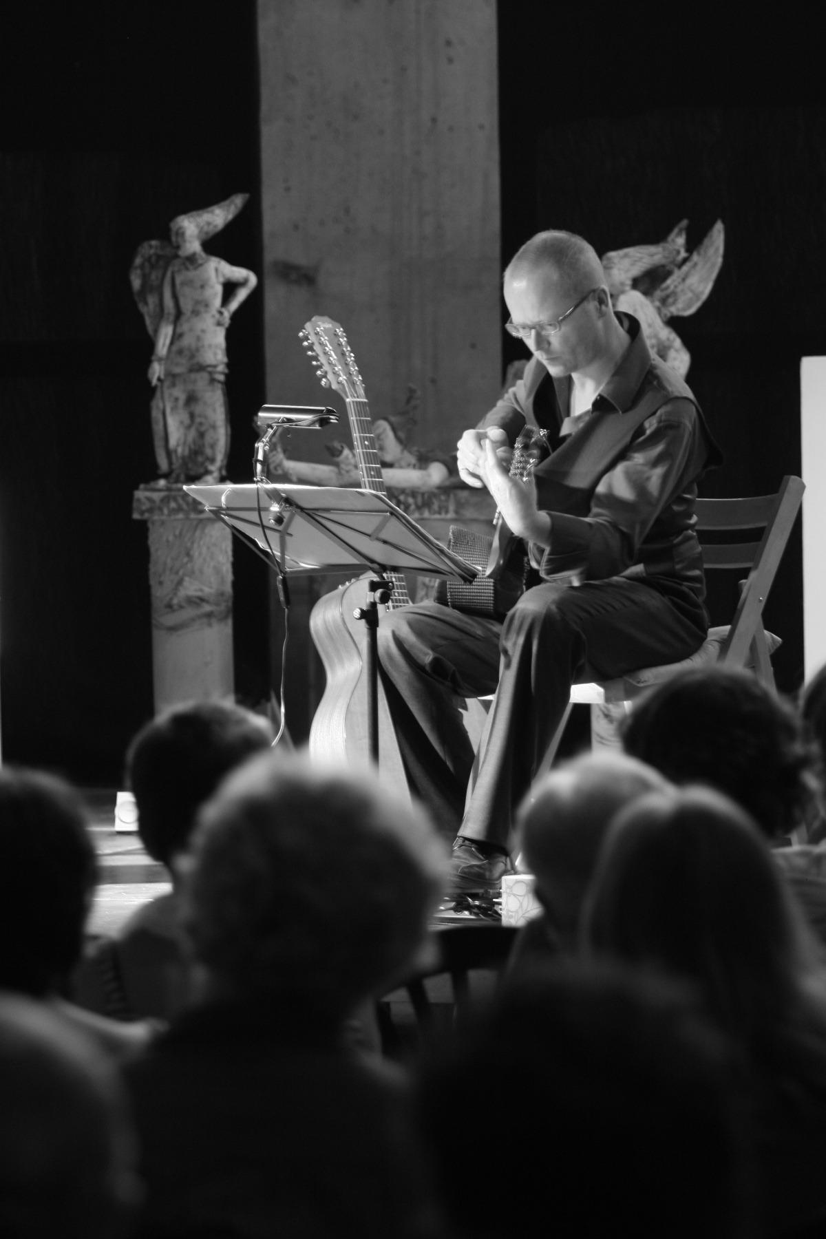 Martin Hoepfner im Konzert